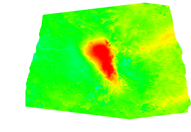 Vertical motion component of the Amatrice earthquake from Sentinel-1