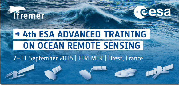 4th ESA Advanced Training Course on Ocean Remote Sensing