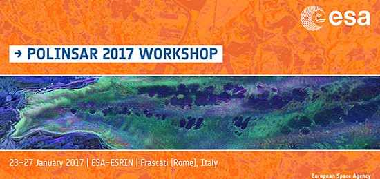 ESA POLinSAR 2017 Workshop
