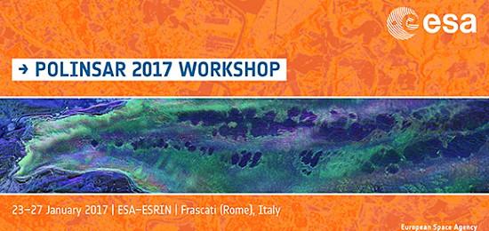 ESA POLinSAR 2017 Workshop