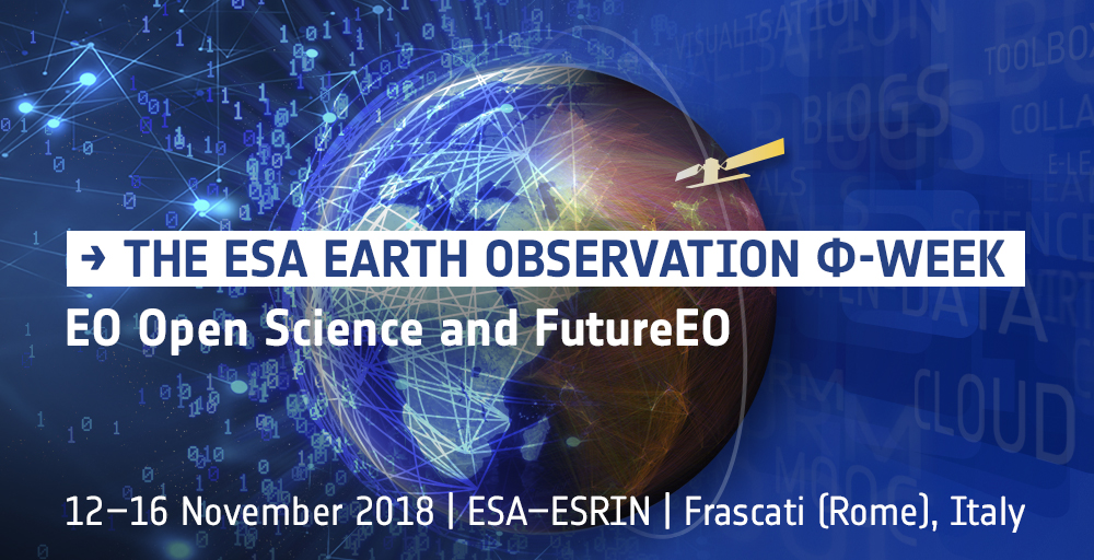 EO Open Science 2018